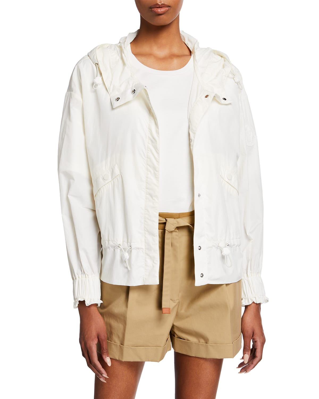 Albireo Drawcord Jacket