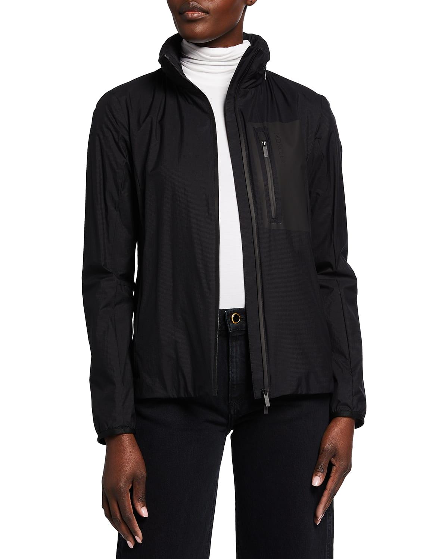 Farkadain Zip-Up Jacket