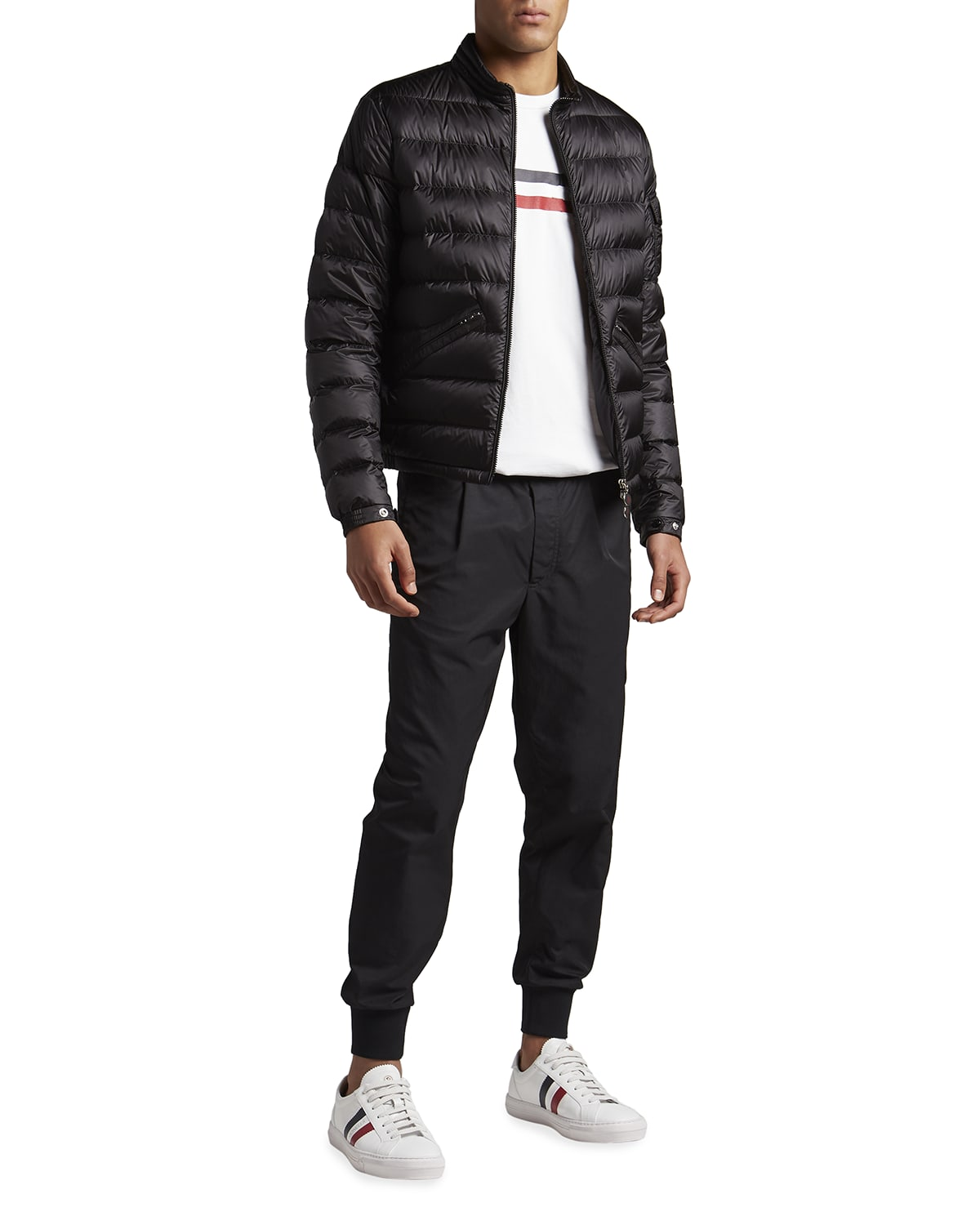 Men's Agay Quilted Puffer Jacket