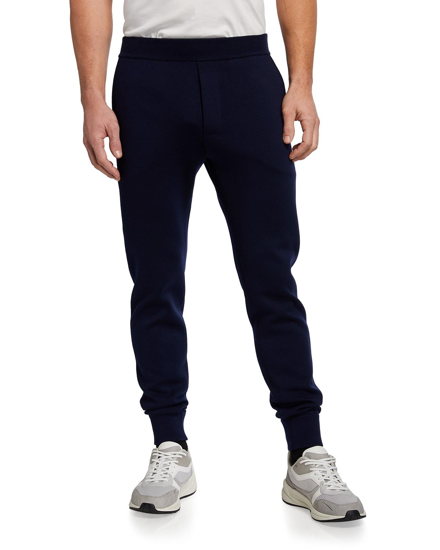 Men's Knit Jogger Pants