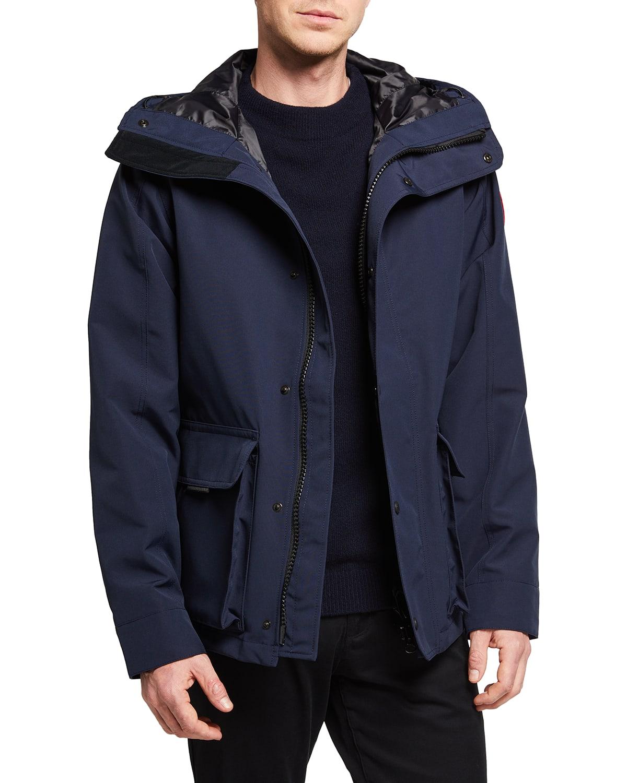 Men's Lockeport Hooded Jacket