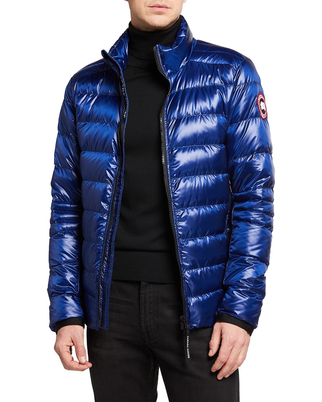 Men's Crofton Lightweight Quilted Packable Jacket