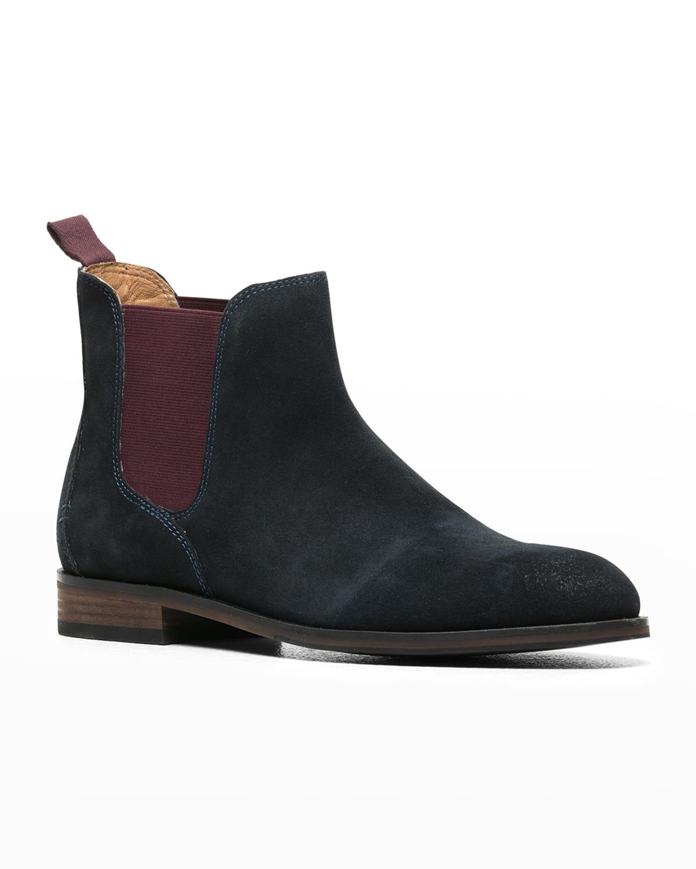 Men's Kingsview Road Suede Chelsea Boots