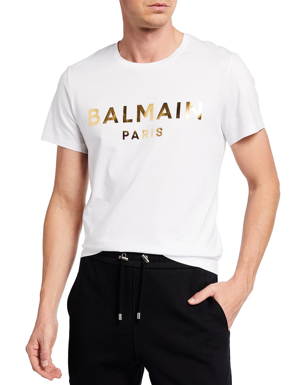 Men's Foil-Logo T-Shirt