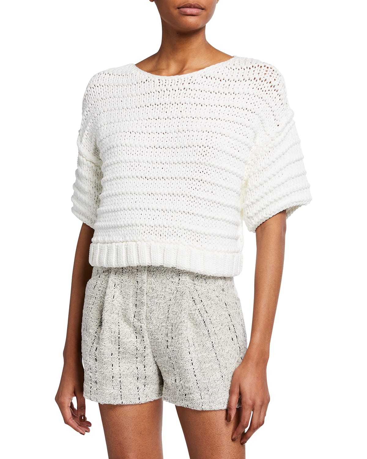 Brianne Cropped Sweater