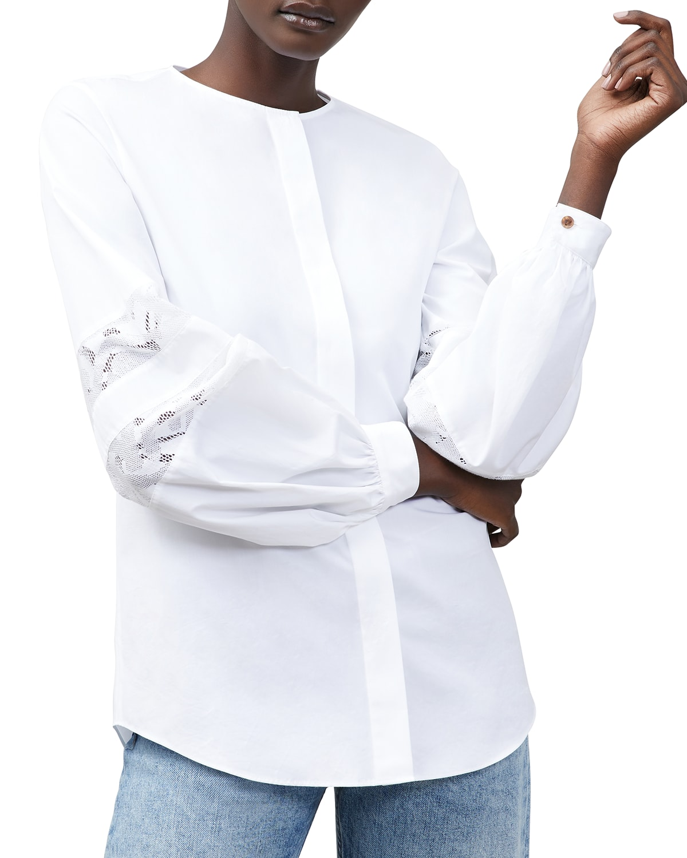 Austin Button Down Cotton Shirt
