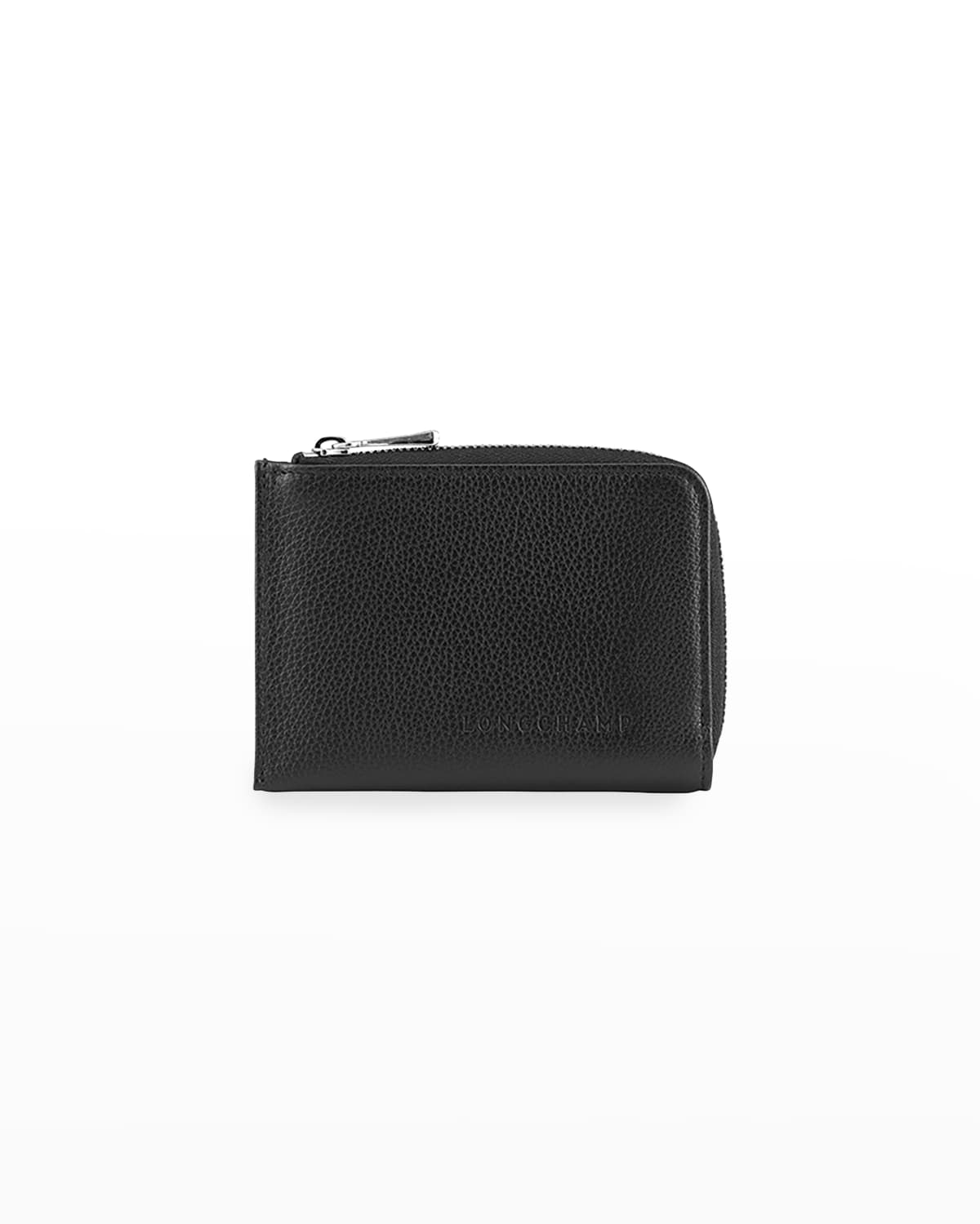 LF Zip Leather Coin Wallet