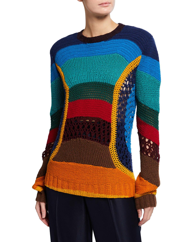 Latifi Cashmere Knit Top