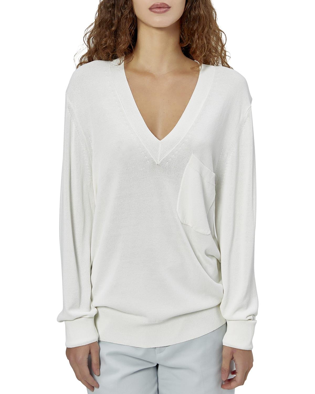 Marrim V-Neck Pullover