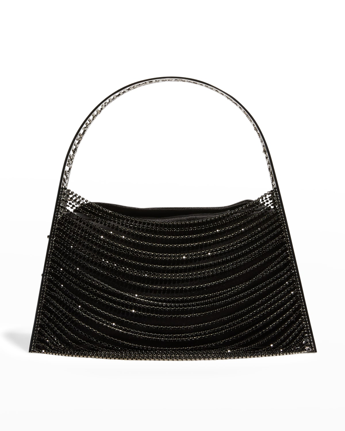 Lucia in the Sky Embellished Top-Handle Bag