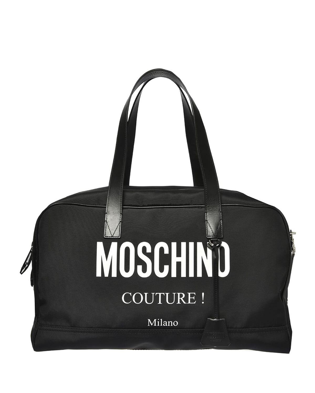 Men's Logo Travel Duffel Bag