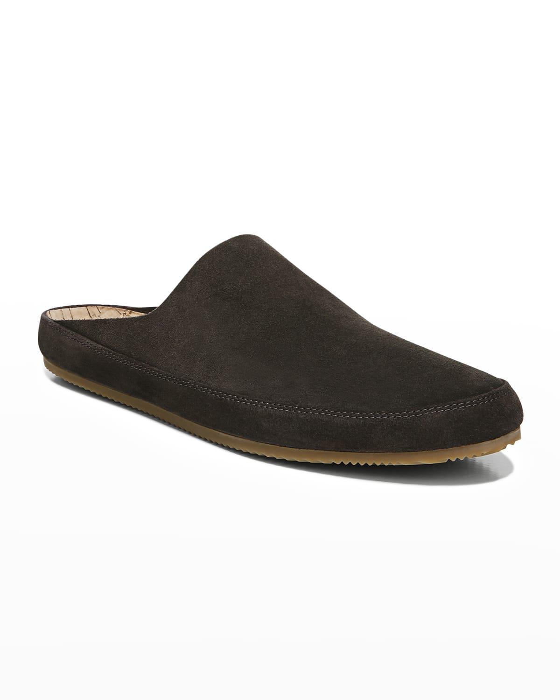 Men's Alonzo Sport Suede Slippers