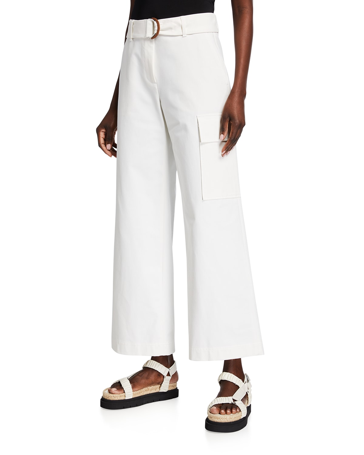 Broadway Belted Cargo Pant