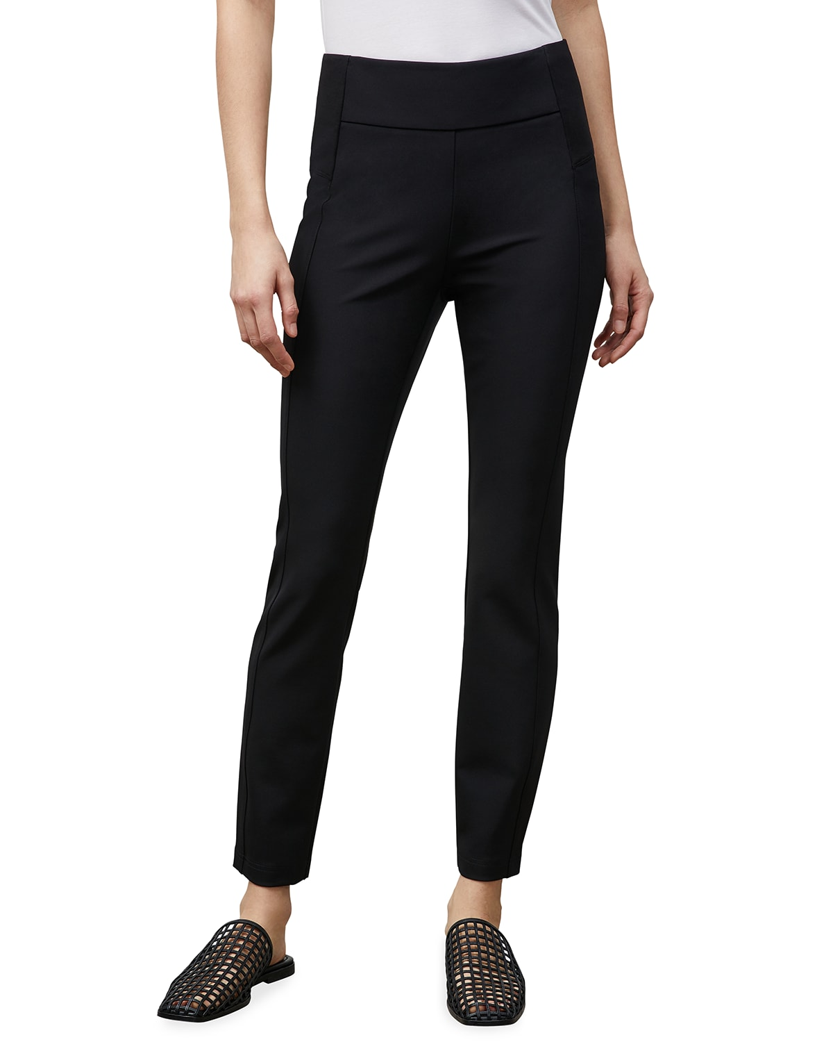 Greenwich Stretch Ankle Pants