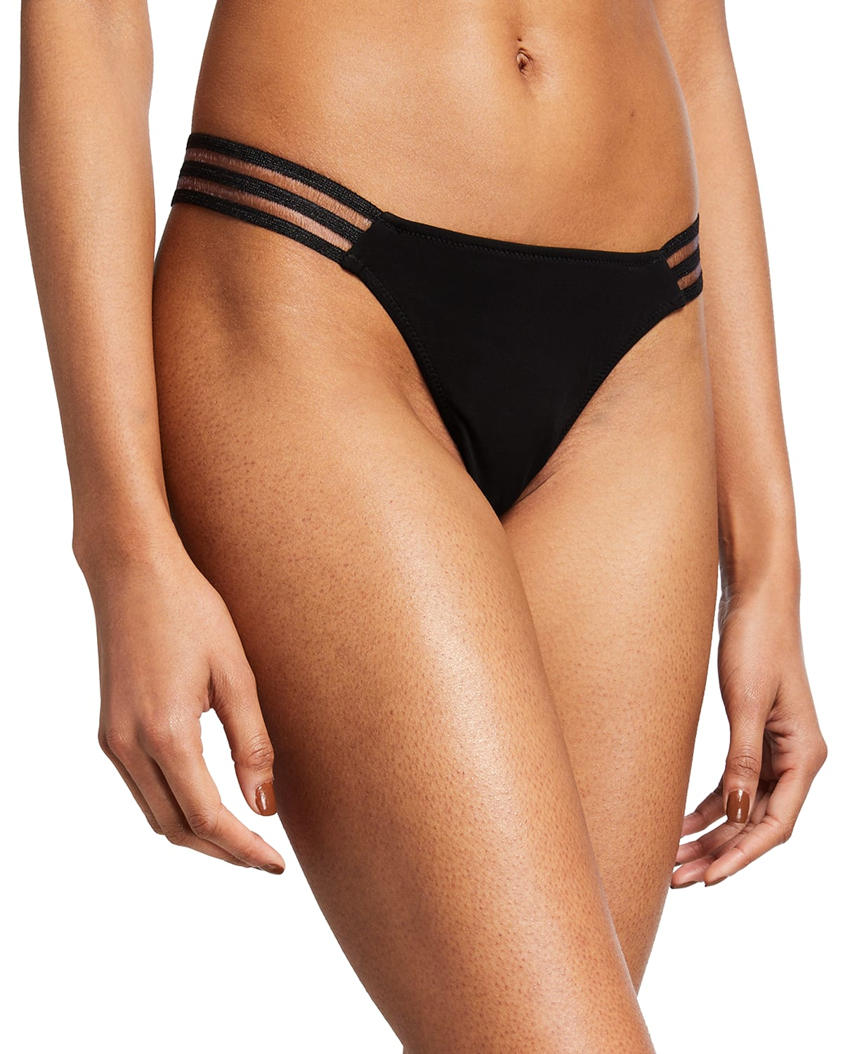 Tempo Strappy Thong