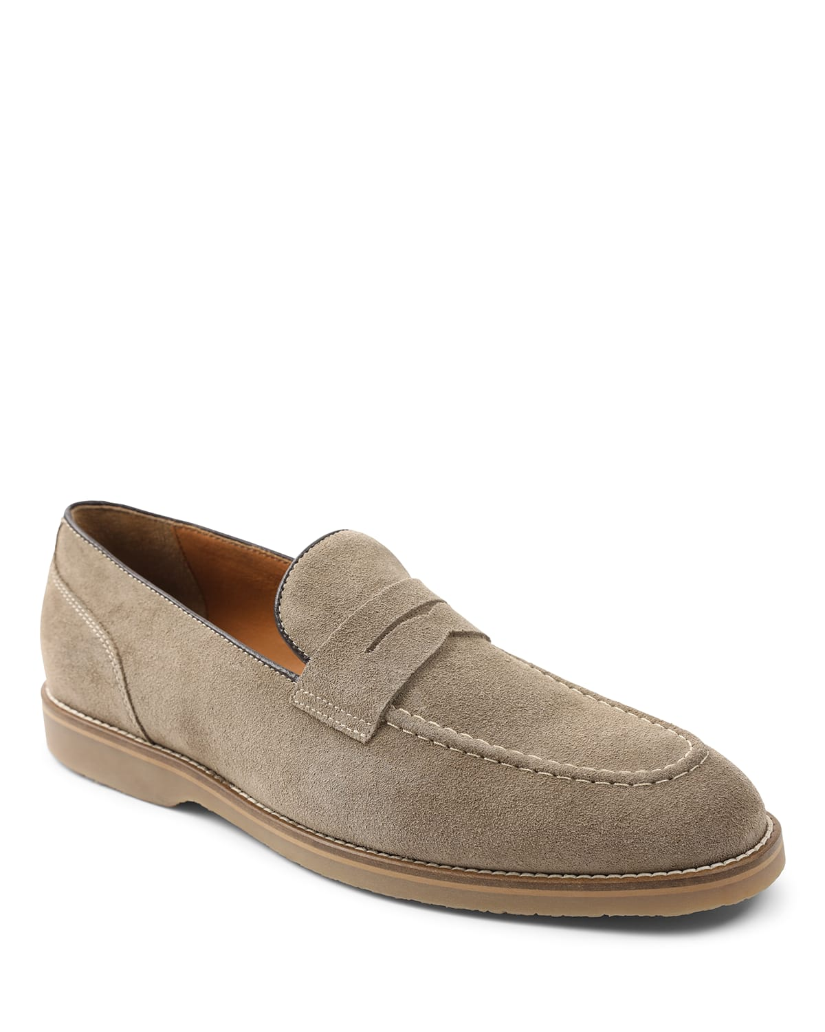 Men's Cali Suede Penny Loafers