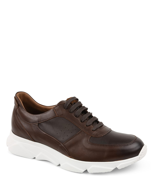 Men's Lazise Leather Low-Top Sneakers