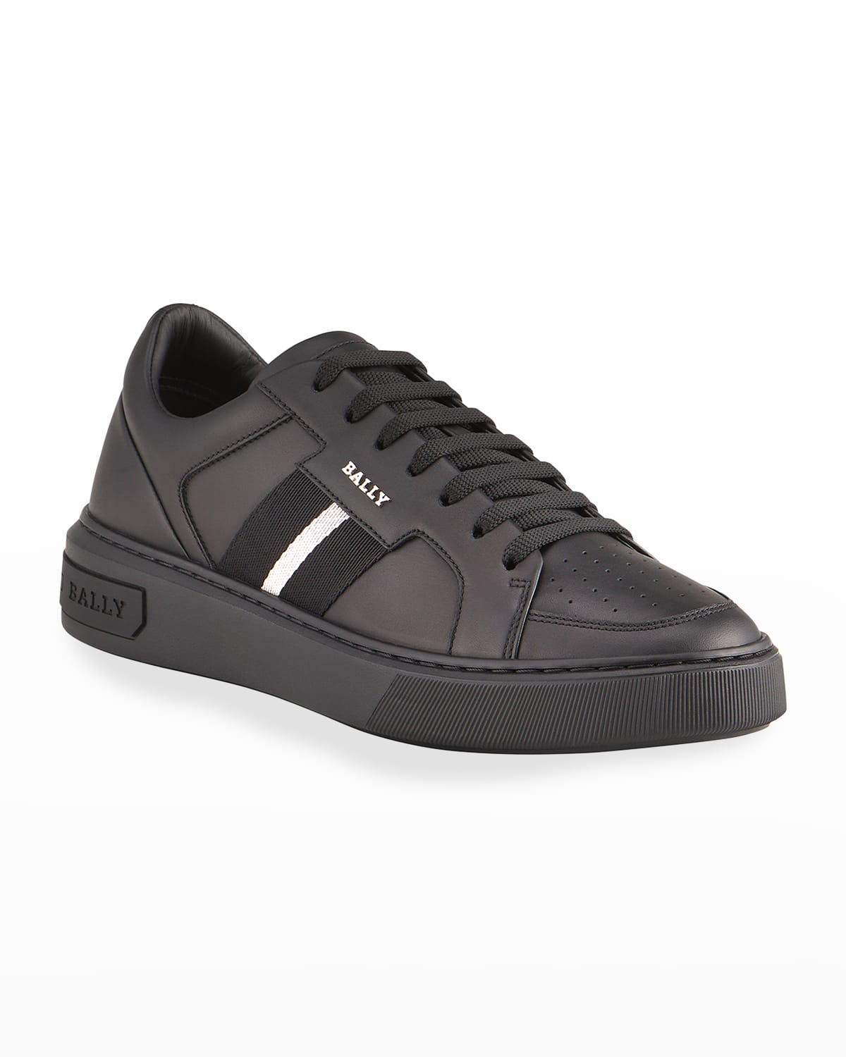 Men's Moony 00 Bicolor Trainspotting Leather Low-Top Sneakers