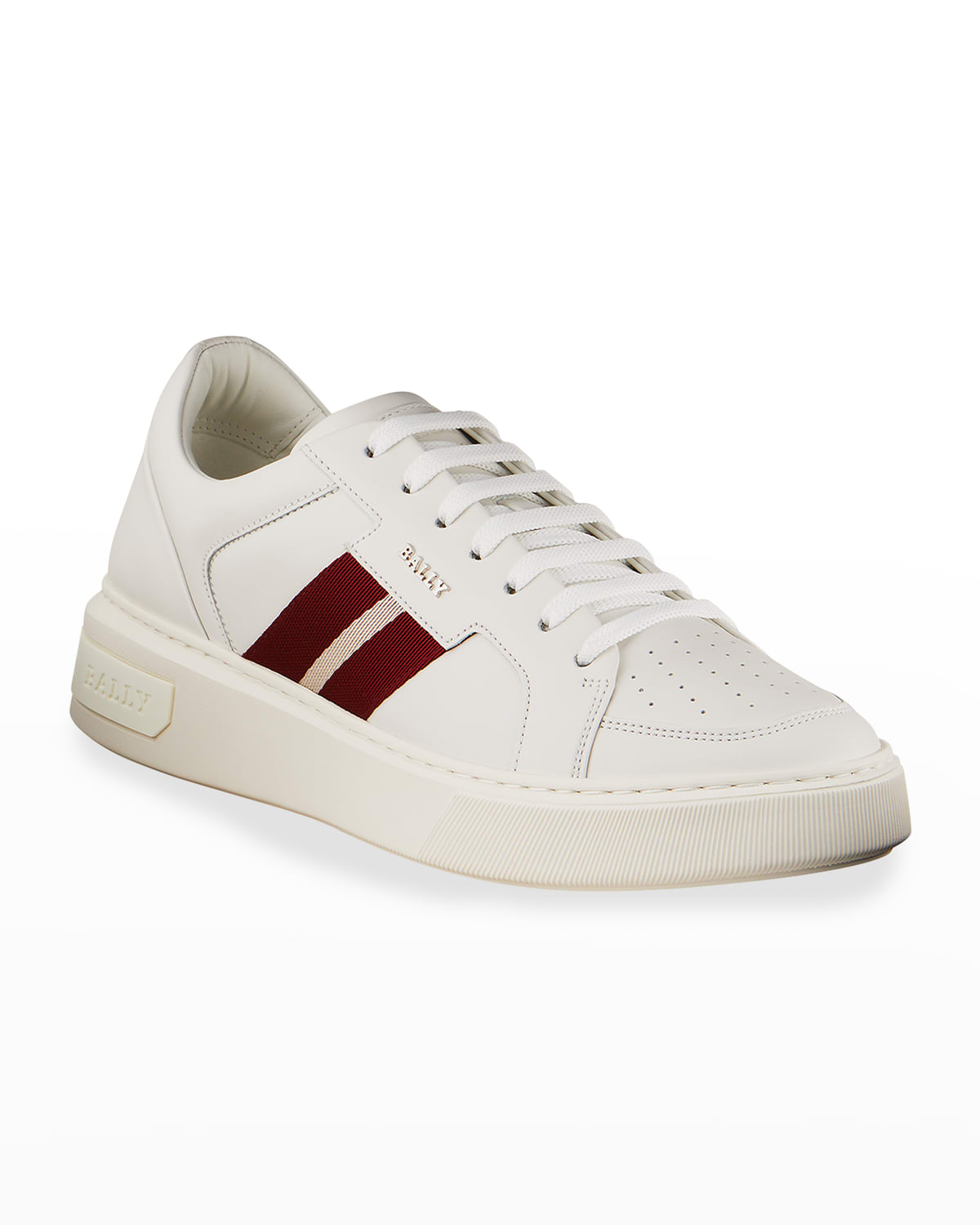 Men's Moony 07 Trainspotting Leather Low-Top Sneakers