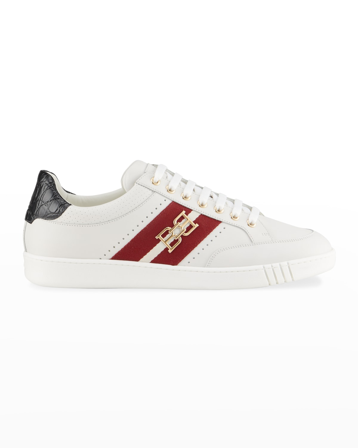 Men's Winton 07 Trainspotting Leather Low-Top Sneakers