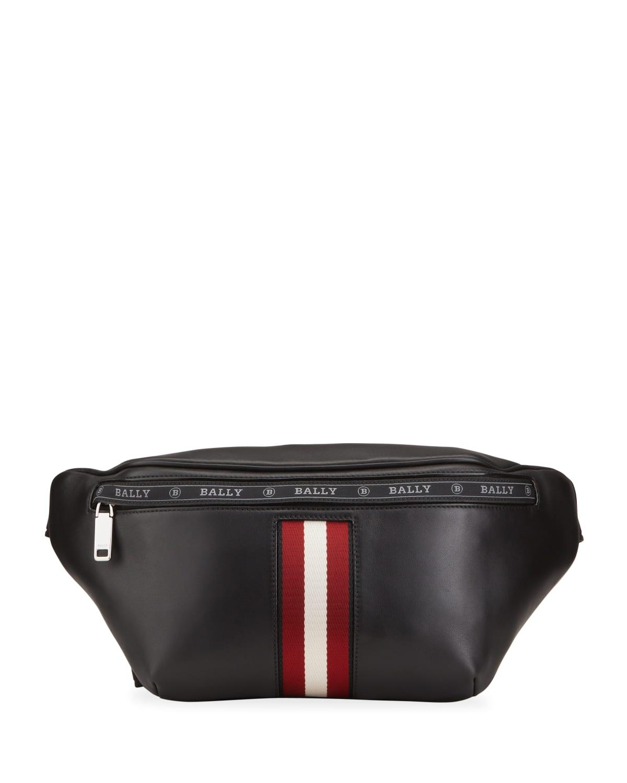Men's Trainspotting Leather Belt Bag