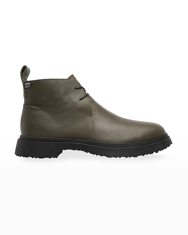 Men's Walden Leather Chukka Lace-Ups