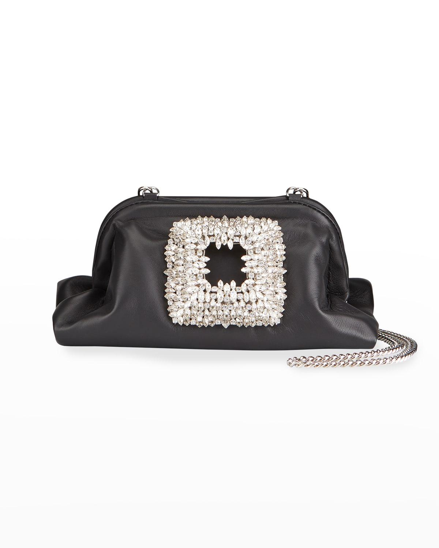 Mama Mini Crystal Clutch Bag