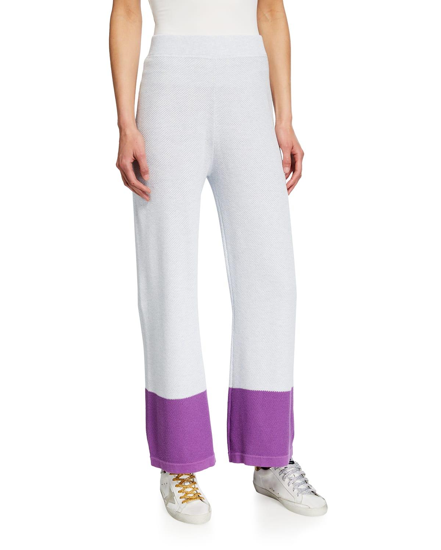 Bold Move Colorblock Pants