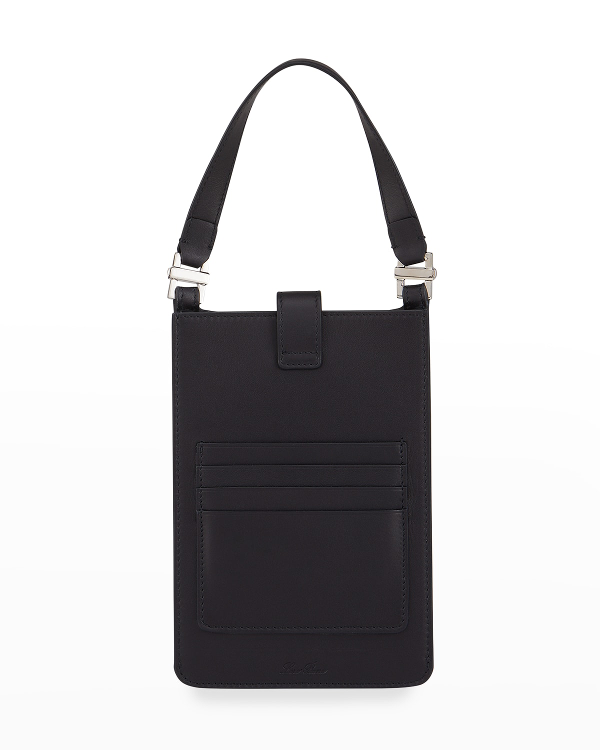 Forget Me Not Leather Crossbody Bag