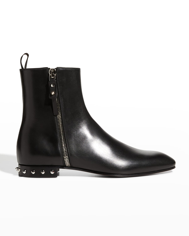 Men's Roadirik Spike Zip Red Sole Ankle Boots