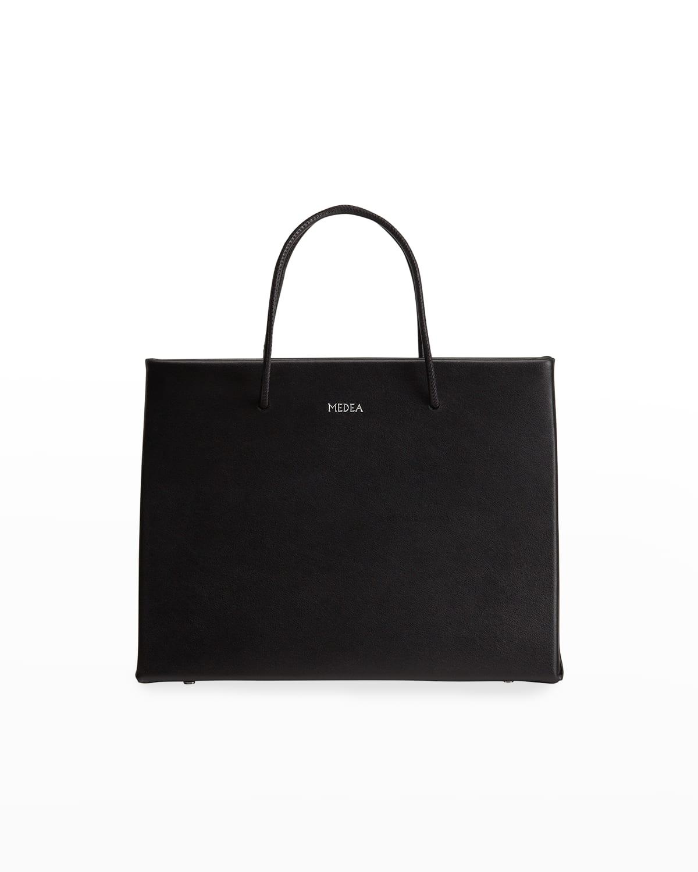 Hanna Prima Leather Tote Bag