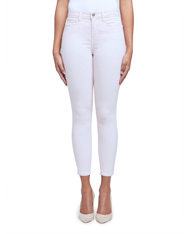 Margot High-Rise Skinny Jeans