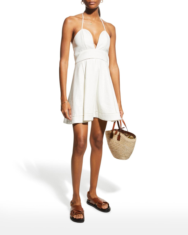 Olympia Mini Sweetheart Dress