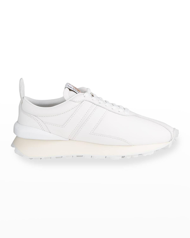 Men's JL Leather Low-Top Sneakers