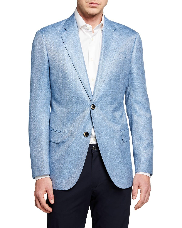 Men's Viscose Bamboo Sport Coat