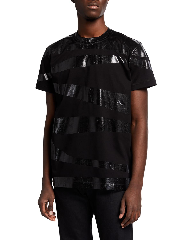 Men's Zebrashine Printed T-Shirt