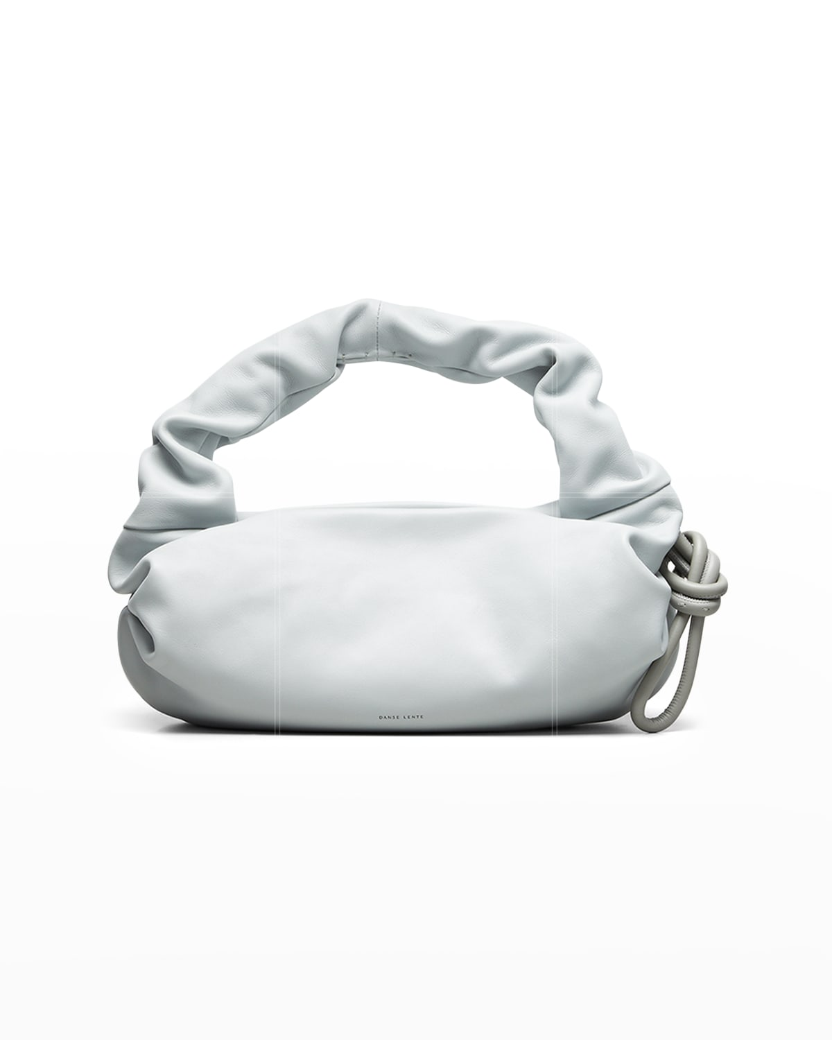 Lola Beads Ruched Top Handle Bag