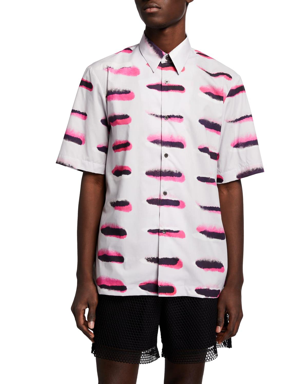Men's Clasen Light Bar Short-Sleeve Shirt