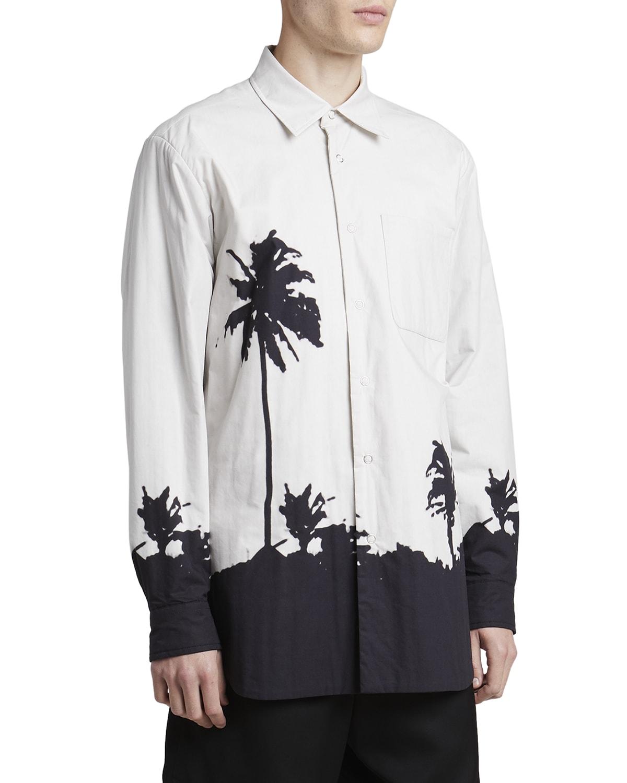 Men's Carnell Palms Sport Shirt
