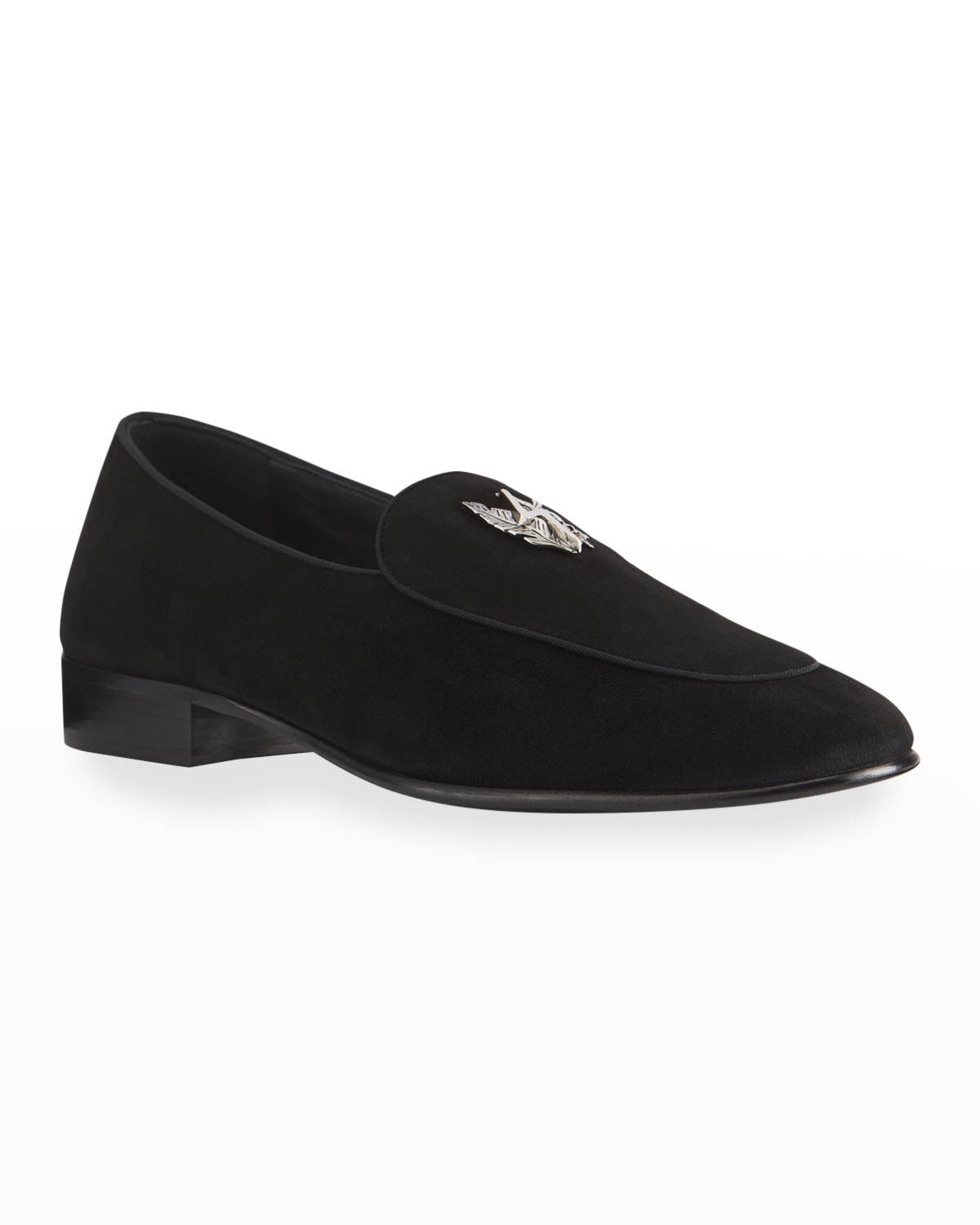 Men's Cut 15 Sacchetto Suede Loafers