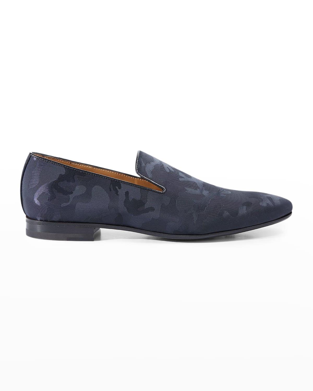 Men's Camo Venetian Loafers
