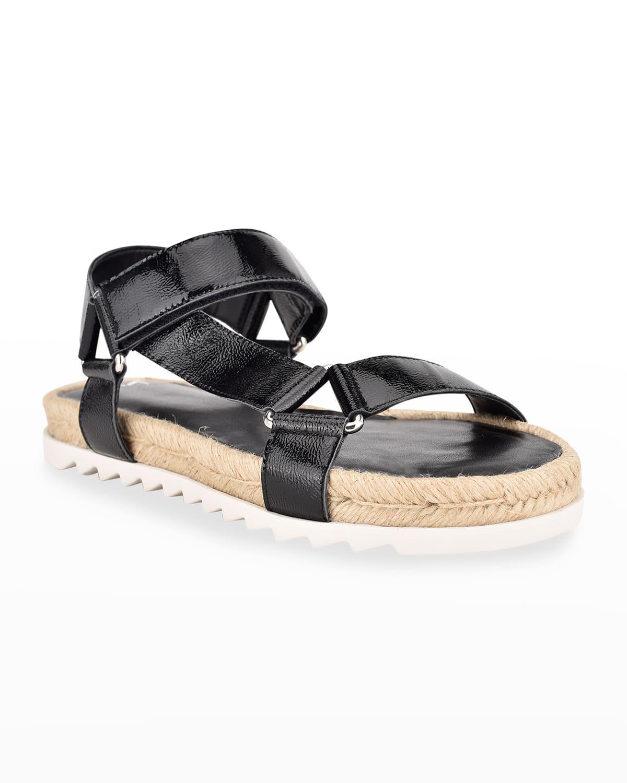 Jecca Asymmetrical Espadrille Sandals