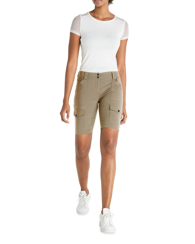 Apiedi Lightweight Cargo Shorts