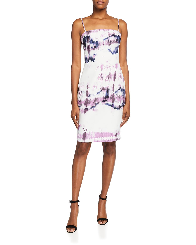 Capri Sleeveless Sheath Dress