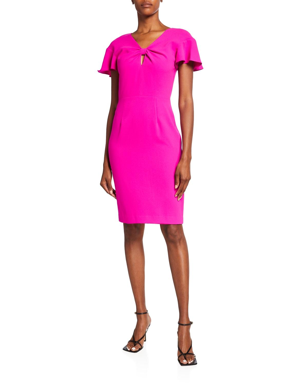 Abanna Sheath Dress