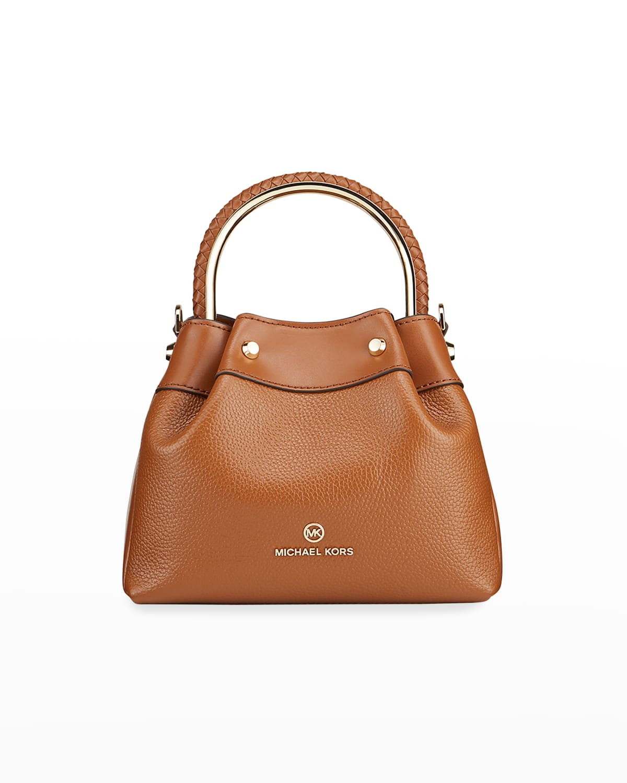 Rosie Small Ring Bucket Shoulder Bag