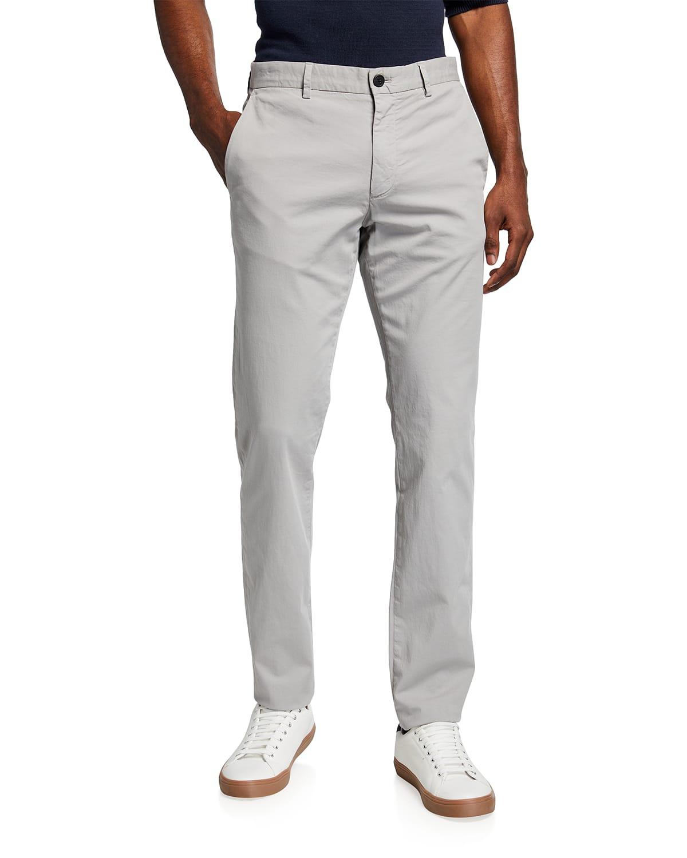 Men's Zaine Slim-Straight Chino Pants
