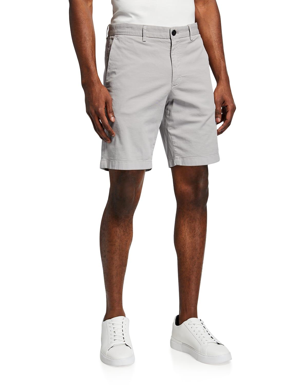 Men's Zaine Solid Chino Shorts