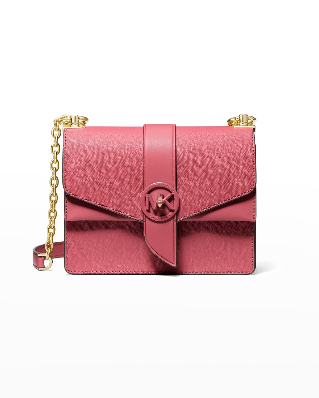 Greenwich Small Leather Crossbody Bag