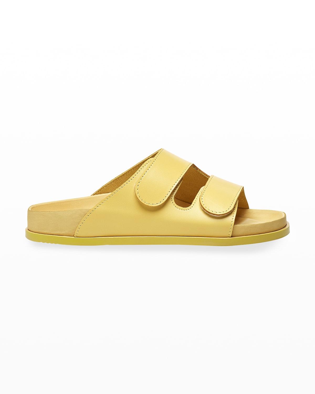 Forager Calfskin Dual-Grip Sport Sandals